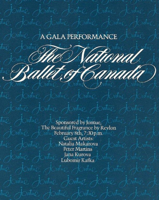 A Gala Performance The National Ballet of Canada