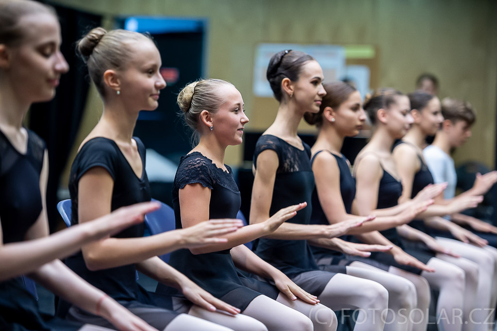 © Ballet Summer Program 2019  Body Percussion